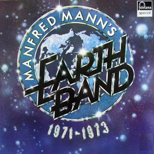 Manfred Mann`s Earth Band - 1971-73