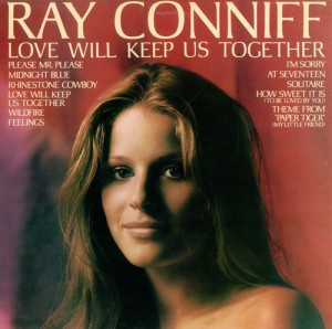 Ray Conniff - Love Will Keep Us Together