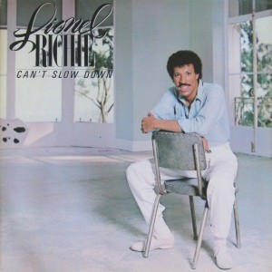 Lionel Richie - Can`t Slow Down