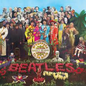 The Beatles - Sgt.Pepper`s Lonely Hearts Club Band