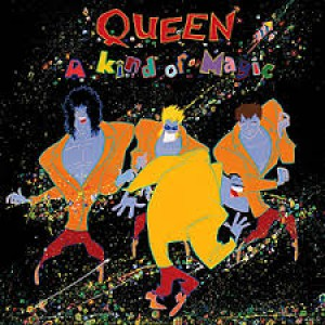 Queen - A King Of Magic
