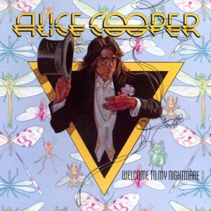 Alice Cooper (2) – Welcome To My Nightmare